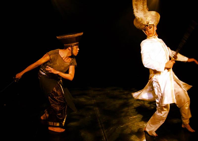 2007《阿濕波變身記》<br>Hayavadana 5