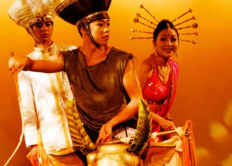 2007《阿濕波變身記》<br>Hayavadana 1